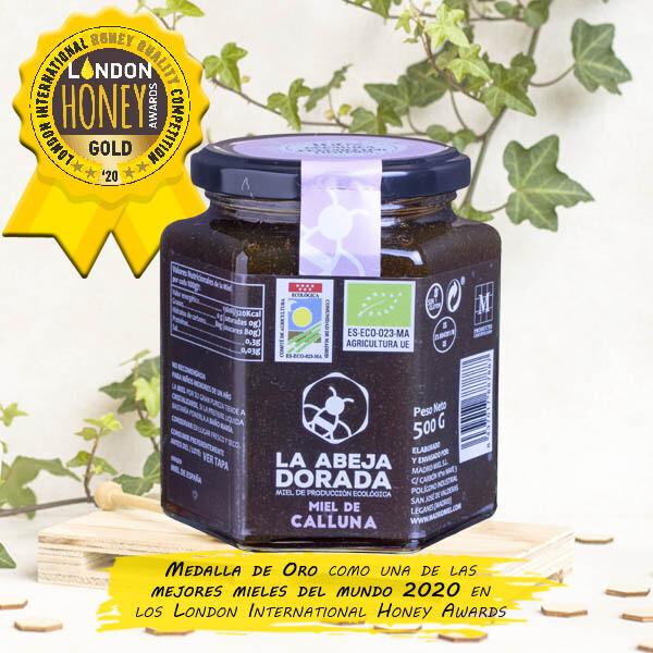 Biologisch Carulla honing 500 Gram