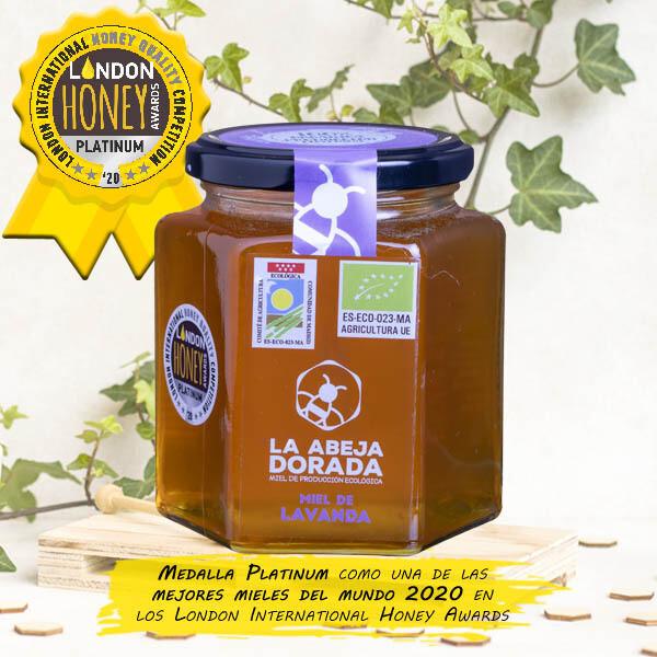 Biologisch pure Lavanda honing 500 Gram