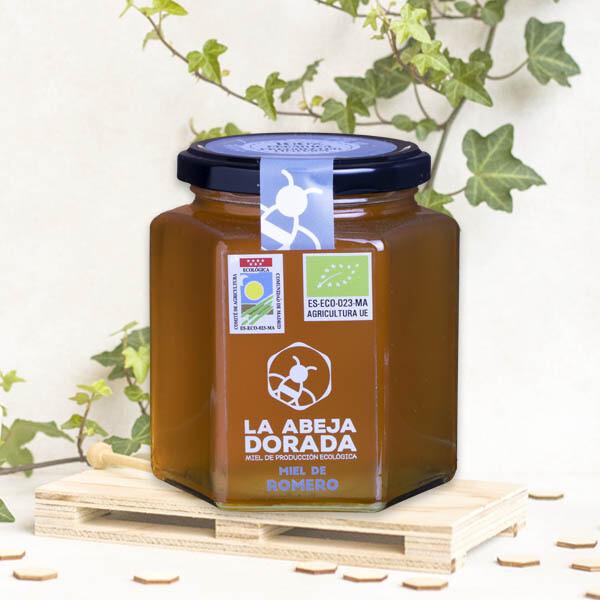 Biologisch Rozemarijn honing 500 Gram