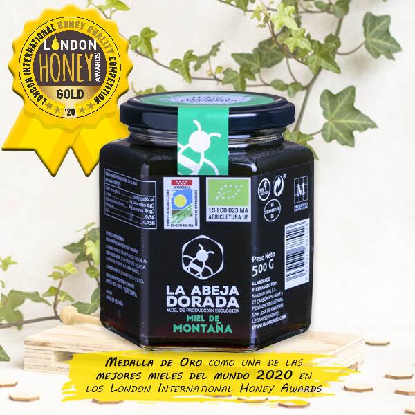 Biologisch Montana honing 500 Gram