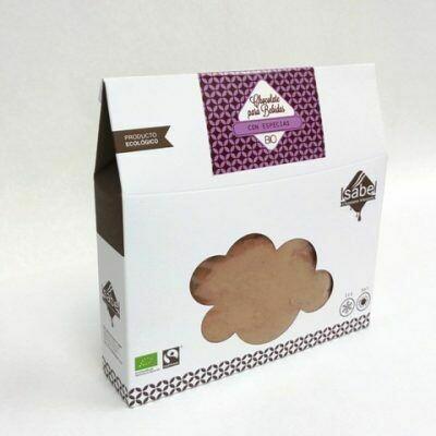 Oplosbare chocolade met Kruiden , koude en / of warme drinken. (doos 6 x 300 gram )