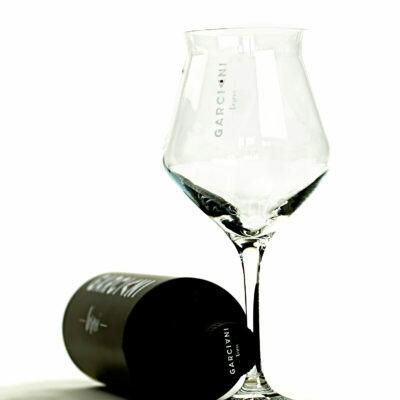 Designer glazen Vermouth (doos 6 glazen) + 1 fles Vermouth Gratis