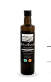 Biologische Extra Viergen Picual Olijfolie Doos 12 x 500 ml