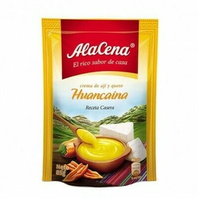 Crema de papa a la Huancaina (Doos x 24 Sachets de 85 Gram c/u)