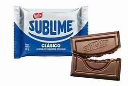 Chocolate Sublime Clasico (Doos x 24 unidades de 30 Gram c/u)
