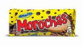 Galletas Morochas  (Doos x 8 paquetes de 30 Gram c/u)