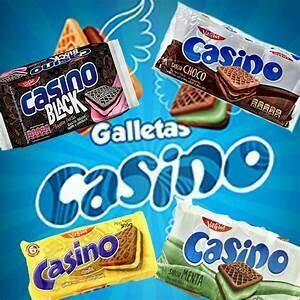 Galletas Casino Alfajor (Doos x 6 paquetes, cada paquetes 43 Gram c/u)