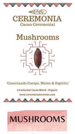 Ceremoniële Mushrooms Cacao