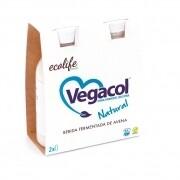 Yoghurt Vegacol origineel Pack 2 x 100 ml