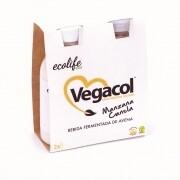 Yoghurt Vegacol Appel en kaneel Pack 2 x 100 ml