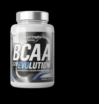 Bcaa Evolution-120 Caps ./ 500 Mg
