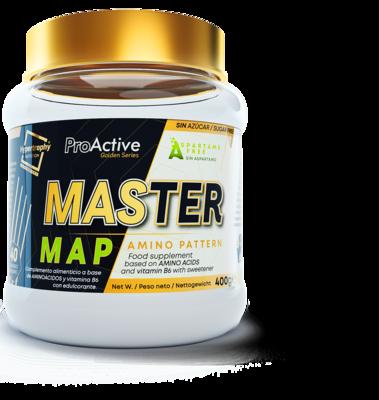 Master Map / Essential Amino EEAA´S Map / 400 Gram