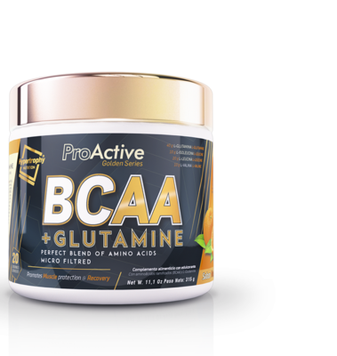 BCAA Powder + Glutamine 315 Gram