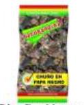 Chuño Negro 24 Bolsas de 250 Gram c/u