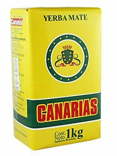 Yerba Mate Canarias / 20 x 500  Gram
