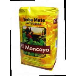 Yerba Mate Moncayo  / 10 x 1000  Gram