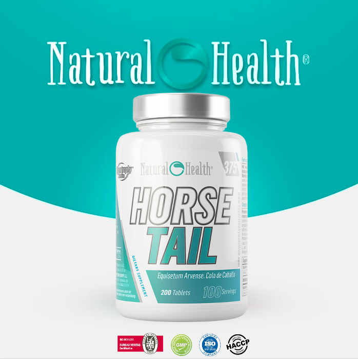 Cola de caballo 200 tab. 375 mg / cap