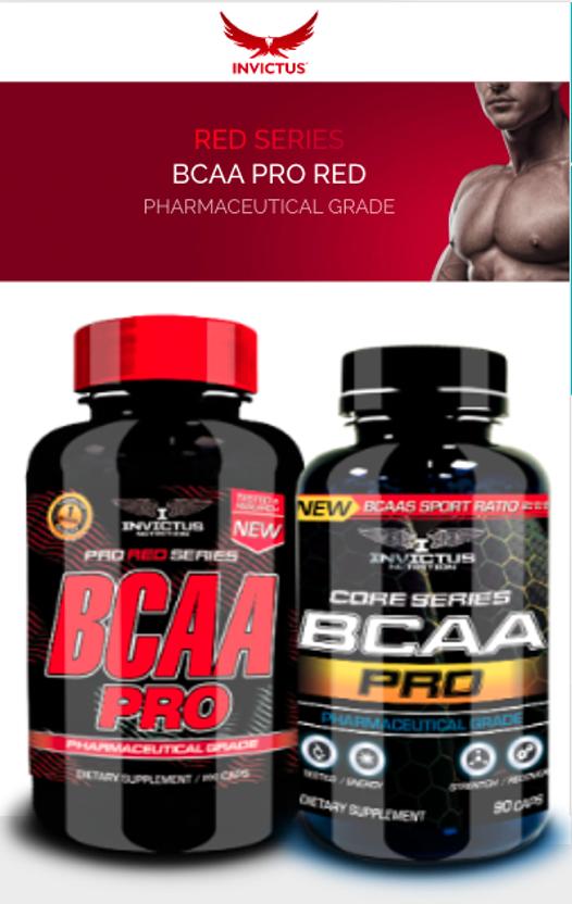 BCAA Pro 90 Capsules