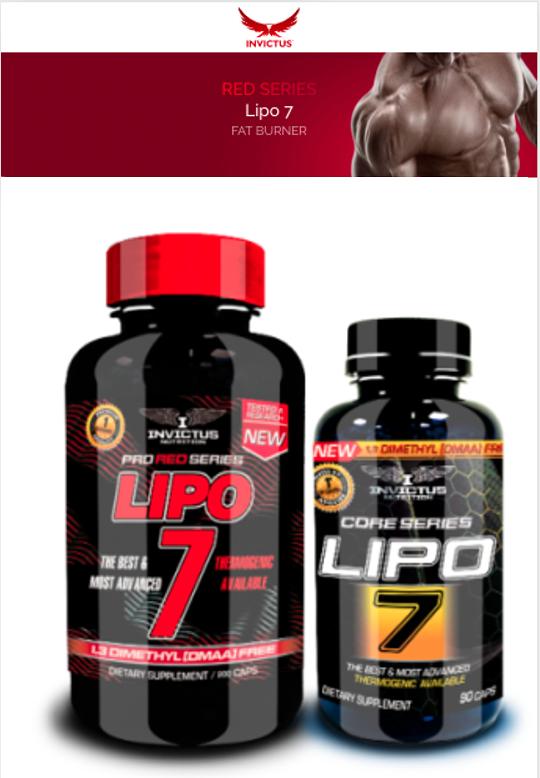 Lipo & Fat Burner  200 capsule