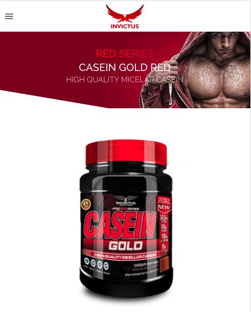 Casein Gold 908 Gram