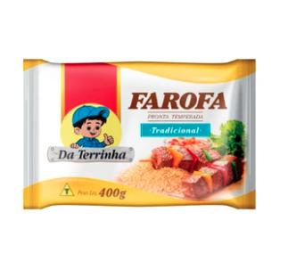 Farofa Tradicional  Doos 24 Zakjes x 500 Gram