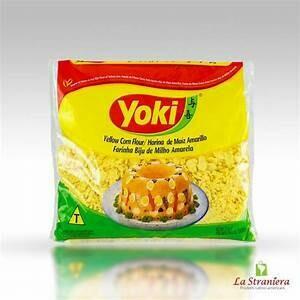Harina de Maiz Amarillo  Doos 12 x 500 gram