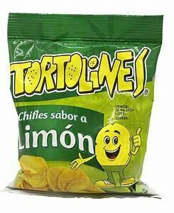 Tortolines Limon Doos 12 x 250 Gram