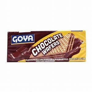 Wafers Chocolate Doos 24 x 140 Gram