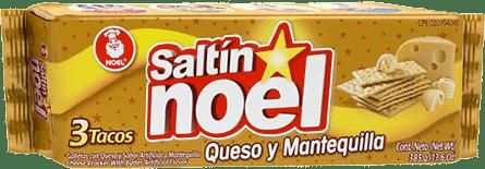 Galletas Queso y Mantequilla Noel / Doos 12 x 300 Gram