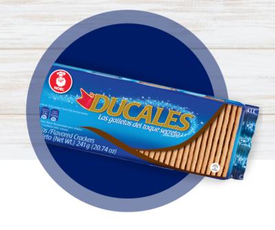 Galleta Ducales Taco / Doos 12 x 294 Gram