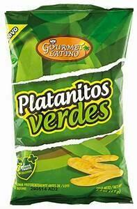 Platanitos Gourmet Doos 6 x 65 Gram
