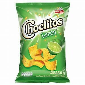 Choclitos Doos 8 x 30 Gram