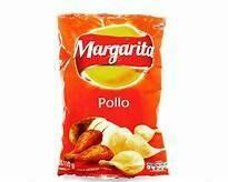 Margarita de Pollo Doos 14 x 105 Gram