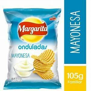 Margarita Mayonesa Doos 15 x 105 Gram