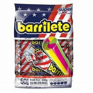 Barrilete Doos 3 bolsas x 50 Unidades c/u (400 Gram)