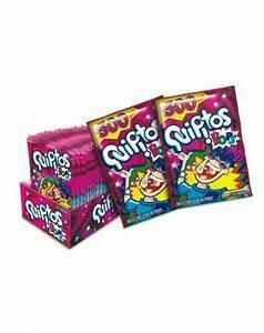 Quipitos Doos 24 unidades (200 Gram)