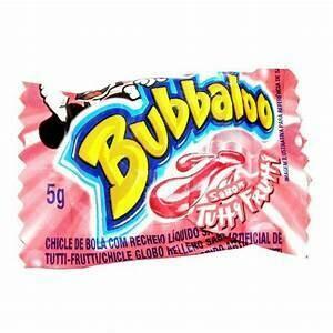 Bubbalao TuttiFrutti Doos 60 unidades (300 gram)