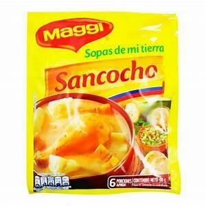 Sopa de Sancocho Doos 24 x 100 Gram