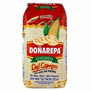 Doñarepa Del Campo Doos 10 x 1000 Gram