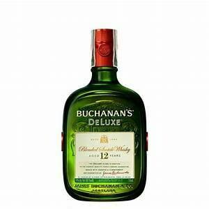 Whisky Buchanans Doos 12 x 750 ml