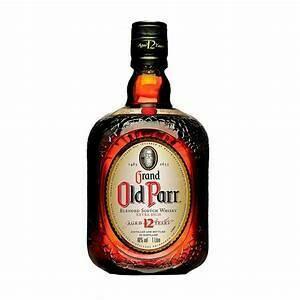 Whisky Old Parr Doos 6 x 1 Liter