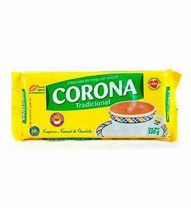 Galletas Corona / Doos 24 x 500 Gram