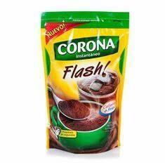 Corona Instantanea Doos  x 12 Sobres 200 Gram c/u