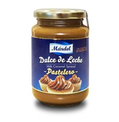 Dulce de Leche Mardel Pastelero / Doos 12 potes x 450 Gram c/u