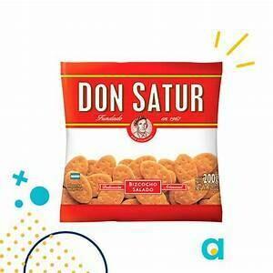 Don Satur Dulce  Doos 30 x 200 Gram c/u