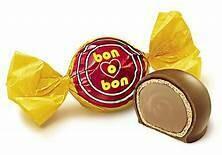 Bon Bon Doos 3 x 450 Gram  per doos (30 Bon Bon in de doos)