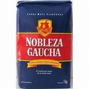 Nobleza Gaucha Doos 10 x 500 Gram c/u