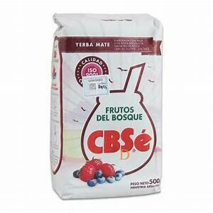 Cbse Frutos   Doos 12 x 500 Gram c/u