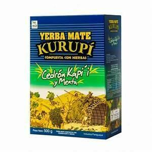 Kurupí Cedron Doos 12 x 500 Gram c/u