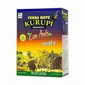 Kurupí Anis Doos 12 x 500 Gram c/u